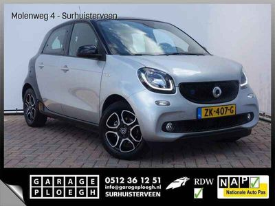 tweedehands Smart ForFour EQ Business Solution 2000,- Subsidie Cruise Stoelv