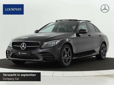 tweedehands Mercedes C300 e Business Solution AMG Limited | Business Solutio