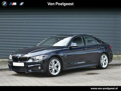 tweedehands BMW 420 4-SERIE Gran Coupé i High Executive M Sport Shadow Automaat 18' inch LM Velgen