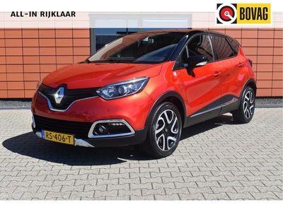 tweedehands Renault Captur 1.5 dCi Helly Hansen