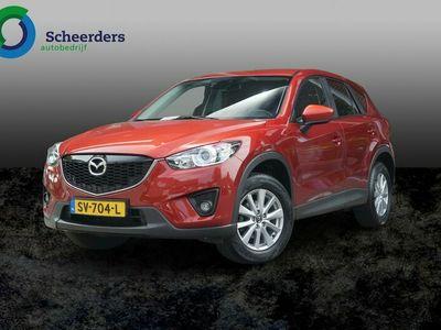 tweedehands Mazda CX-5 2.0 TS+ 2WD,trekhaak,1 jaar garantie