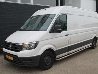 tweedehands VW Crafter 35 2.0 TDI 170PK L4H3 Automaat - Airco - Cruise -