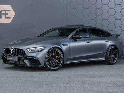 tweedehands Mercedes AMG GT 4-Door Coupe 63 S 4MATIC+ Premium Plus Org. Ned. +