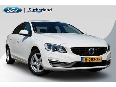 tweedehands Volvo S60 1.5 T3 Polar 152pk Automaat | Xenon | Half-leder | Navi | Bl