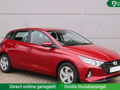 tweedehands Hyundai i20 1.2 MPI i-Motion / Airco / Cruise control / bel 07
