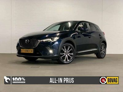 tweedehands Mazda CX-3 2.0 GTM Line - Navigatie - Camera - Keyless - Crui