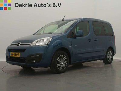 tweedehands Citroën Berlingo 1.6 BlueHDi Feel / AIRCO-ECC / APPLE CARPLAY / CRU