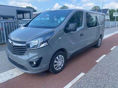 tweedehands Opel Vivaro 1.6 CDTI 88KW L2H1 DC LANG KLIMA AIRCO