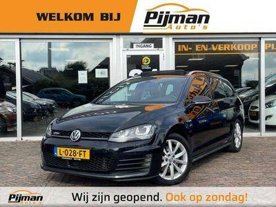 tweedehands VW Golf Variant 2.0 TDI GTD|ACC|PANORAMADAK|LEDER|E STOE