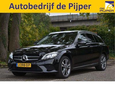 tweedehands Mercedes 400 C-KLASSE Estate4MATIC 334 PK Premium Plus Pack OPEN DAK, CAMERA, ADAPT.CRUISE CONTROL, STOELVERWARMING, RIJMODUSSEN, FULL LED /, VERKOOP OPEN--> TELEFONISCH BEREIKBAAR EN PROEFRIT OP LOCATIE MOGELIJK!!