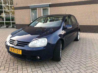 tweedehands VW Golf 1.4 16V 55KW 5D Blauw