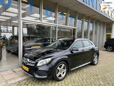tweedehands Mercedes GLA180 Business Solution AMG /AUTOMAAT / HALF LEDER ALCAN