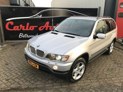 tweedehands BMW X5 3.0D HighExe VERKOCHT!
