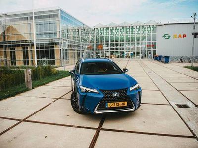 tweedehands Lexus UX 250h First Edition | 5 jaar Garantie | Elektrische Achterklep