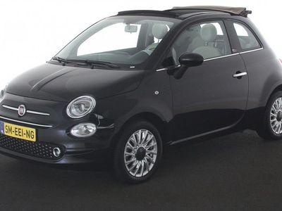 tweedehands Fiat 500C 1.2 Lounge | Navigatie | Zondag Open!