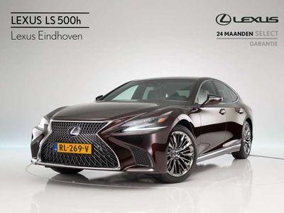 tweedehands Lexus LS500 Executive Line AWD | Mark Levinson | Safety System