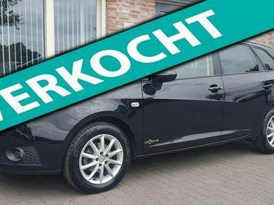 tweedehands Seat Ibiza ST 1.2 TDI COPA Plus Ecomotive Airco/Clima! Cruise Control! Dealer Onderhouden!