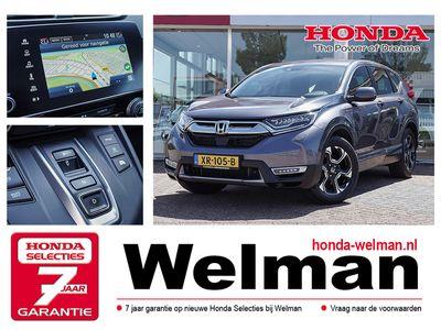 tweedehands Honda CR-V 2.0i V-TEC HYBRID ELEGANCE - TREKHAAK