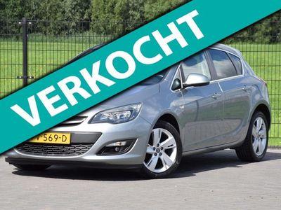 tweedehands Opel Astra 1.4 Turbo Sport 2014 Airco