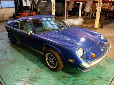 tweedehands Lotus Europa -Twin Cam blue