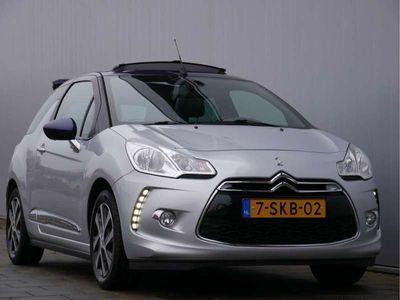 tweedehands Citroën DS3 Cabriolet 1.2 VTi 82pk Chic Airco-ECC / Sportstoelen
