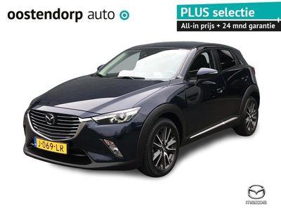 tweedehands Mazda CX-3 2.0 SkyActiv-G 120 GT-M Led / Navi / Bose / Keyless entry