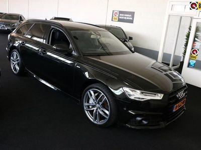 tweedehands Audi A6 Avant 3.0 TDI BiT quattro S line Edition Aut 320Pk Voll Opties Euro-6 Night Vision Head Up Display StandKachel