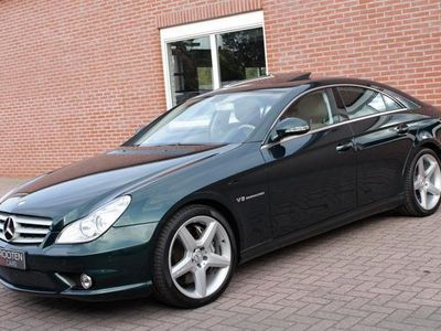 tweedehands Mercedes CLS55 AMG AMG   56.000 km !   Nieuwstaat