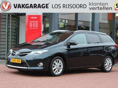 tweedehands Toyota Auris 1.8 Hybrid Pano 136Pk Aut Lease Plus
