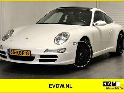 tweedehands Porsche 911 Targa 4S 3.8Automaat,Panoramadak,Xenon