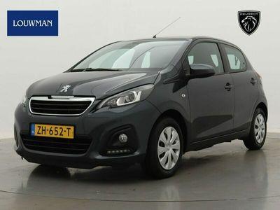tweedehands Peugeot 108 1.0 e-VTi Active | Airco | Bluetooth | Streaming |