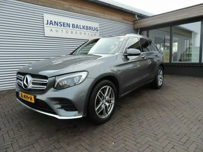 tweedehands Mercedes 220 GLC-KLASSEd 4MATIC Prestige amg pakket