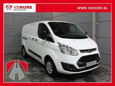 tweedehands Ford Custom Transit2.2 TDCI 126 pk L2H1 TOPPER!! Airco/Cruise/PDC