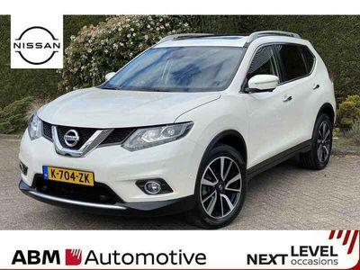 tweedehands Nissan X-Trail 1.6 DIG-T 163pk Tekna | Zwart leder | LED | Panora