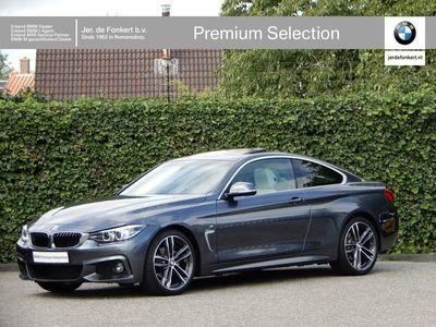 tweedehands BMW 420 420 Coupé i High Exe | M-Sport | Adapt. Onderstel |