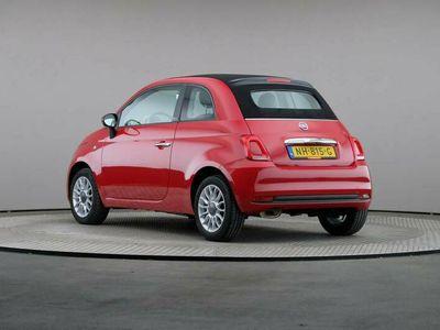 tweedehands Fiat 500C 1.2 Popstar, Airconditioning, € 11.900