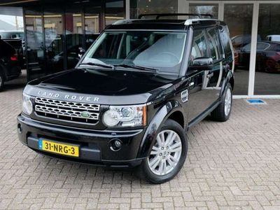 tweedehands Land Rover Discovery SDV6 3.0 HSE 7-persoons/Trekhaak/Pano