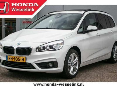 tweedehands BMW 218 Gran Tourer 218D High Executive Automaat - All in