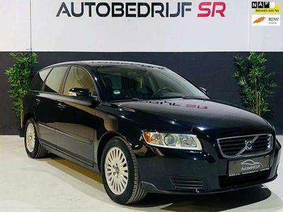 tweedehands Volvo V50 1.8 Apk! Airco! Weinig KM! LM Velgen! Bekerhouders