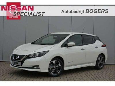 tweedehands Nissan Leaf Tekna 40 kWh Prijs EX BTW, 8% bijtelling Navigatie