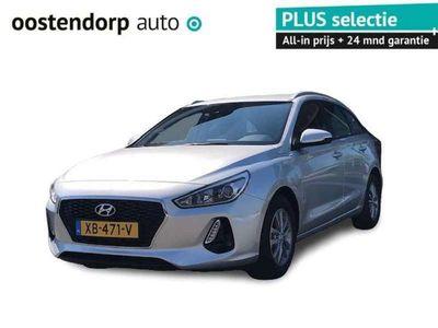 tweedehands Hyundai i30 Wagon 1.4 T-GDI Comfort   Navigatiesysteem   Spor