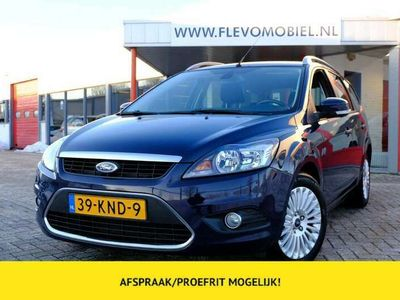 tweedehands Ford Focus Wagon Wagon 1.8 Limited Navi|Clima|PDC|LMV|-75.275