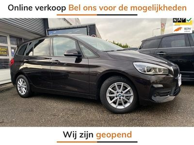 tweedehands BMW 216 2-SERIE Gran Tourer i 7p. Executive NAVI/XENON/ECC/PDC/KEY-LESS