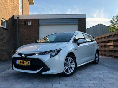 tweedehands Toyota Corolla 1.8 Hybrid Business, Navigatie, Stoelverwarming