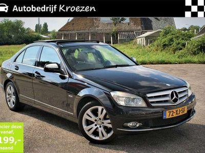 tweedehands Mercedes C280 Avantgarde * Pano dak * Grootbeeld Navigatie * H&K
