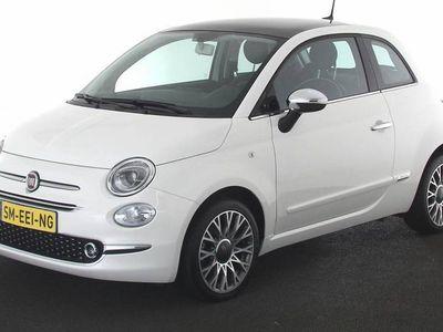 tweedehands Fiat 500 1.2 Lounge | Navigatie | Panoramadak | Zondag Open!