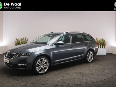 tweedehands Skoda Octavia Combi 1.5 TSI 150 PK Style Business Navigatie, Full LED verlichting, Trekhaak