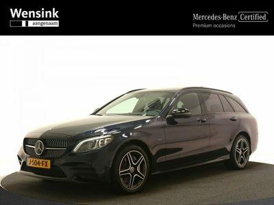 tweedehands Mercedes E300 C-Klasse EstateBusiness Solution AMG | Panorama-schuifdak | Rijassistentiepakket | Sfeerverlichting | Achteruitrijcamera