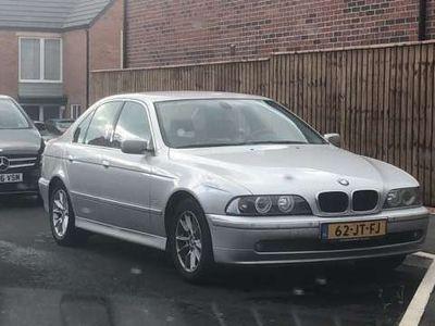 tweedehands BMW 525 5er
