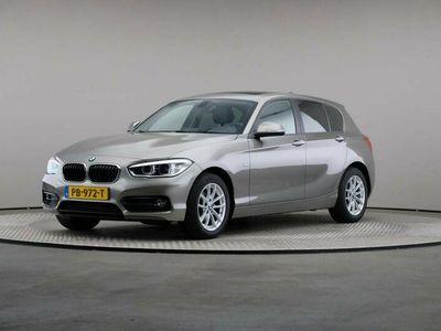 tweedehands BMW 116 1 Serie d Corporate Lease High Executive, Automaat, Leder, Navigatie, Schuifdak, Xenon